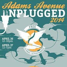 Adams Ave Unplugged 2014