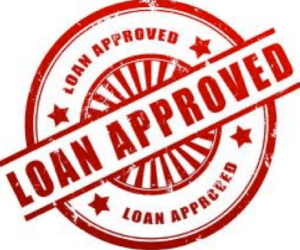 Loan Approved!