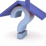 Mortgage question mark