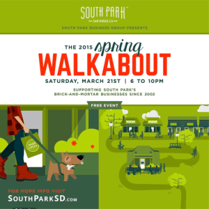 Spring Walkabout 2015