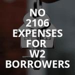 2106 Expenses
