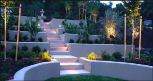 Terrace a Hill