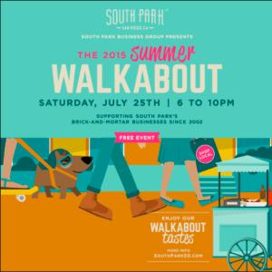 2015 Summer Walk About