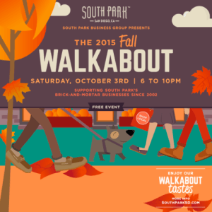 Fall Walkabout 2015