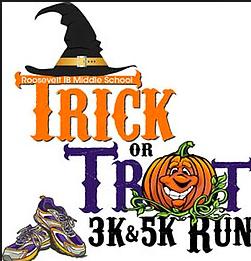 Trick or Trot fun run