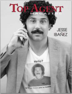 JesseIbanez_CoverTopAgentMagazineNovember2015