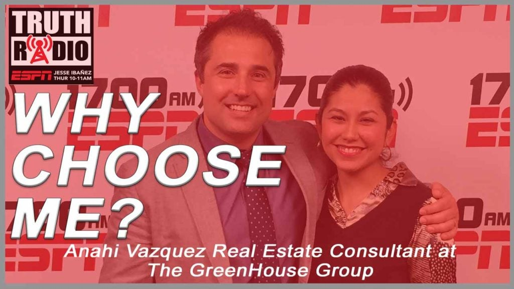 Anahi Vasquez on Why Choose Me