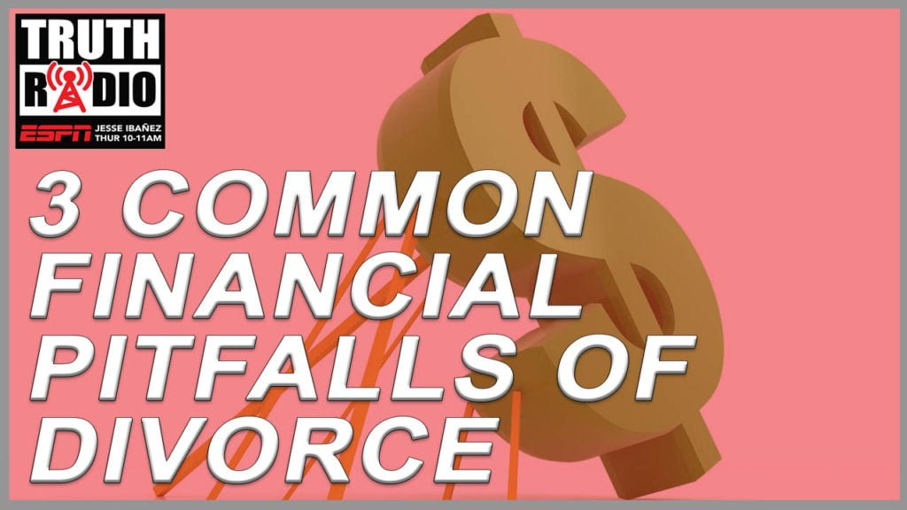 Puja Sachdev on 3 Common Financial Pitalls of Divorce | Truth Radio #89