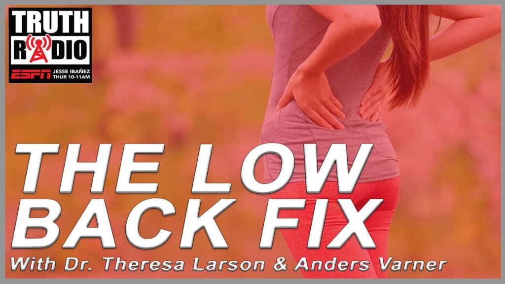 Theresa Larson & Anders Varner on The Low Back Fix