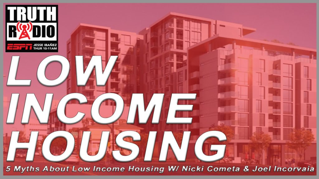 Nicki Cometa & Joel Incorvaia on 5 Myths of Low Income Housing