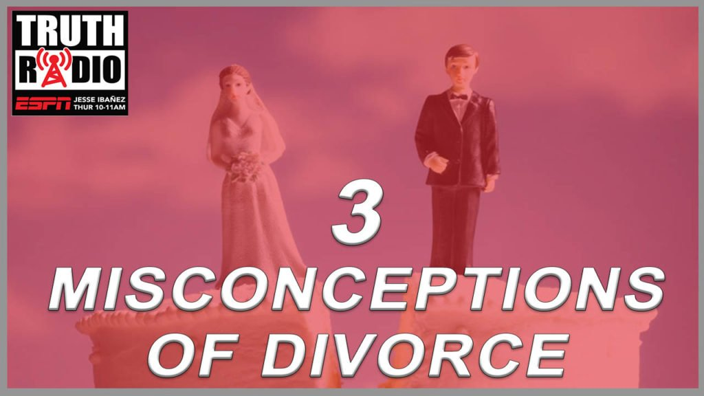 Ronza Rafo on 3 Misconceptions of Divorce | Truth Radio #90